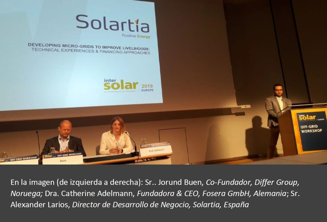 Solartia in Munchen, Germany
