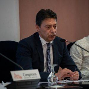 Jose Emilio Mendivil ponencia Pamplona Forum