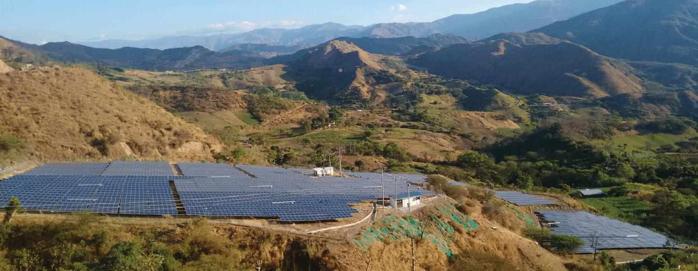 Parque Solar Ecuador