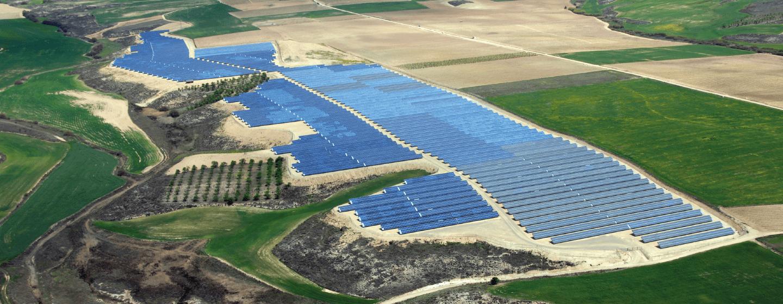 Viana Planta Fotovoltaica. PV Plant