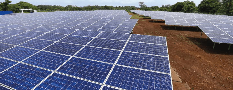 Solartia Nicaragua PV Plant. Parque Fotovoltaico