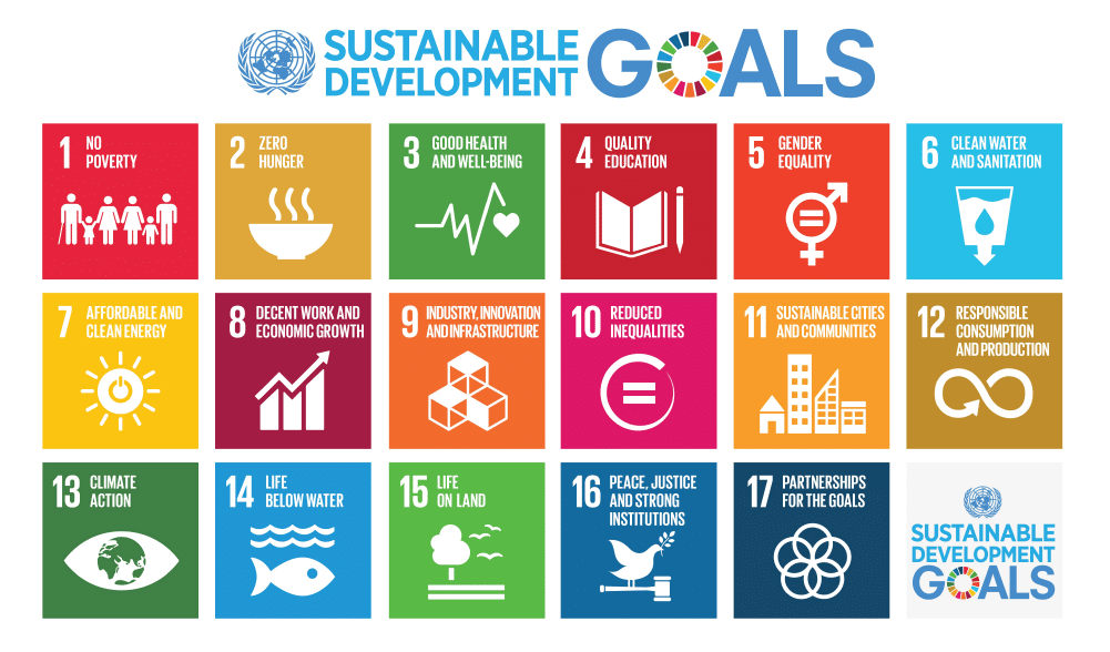 As a part of its Corporate Social Responsibility strategy, Solartia contributes to the achievement of the United Nations' sustainable development goals