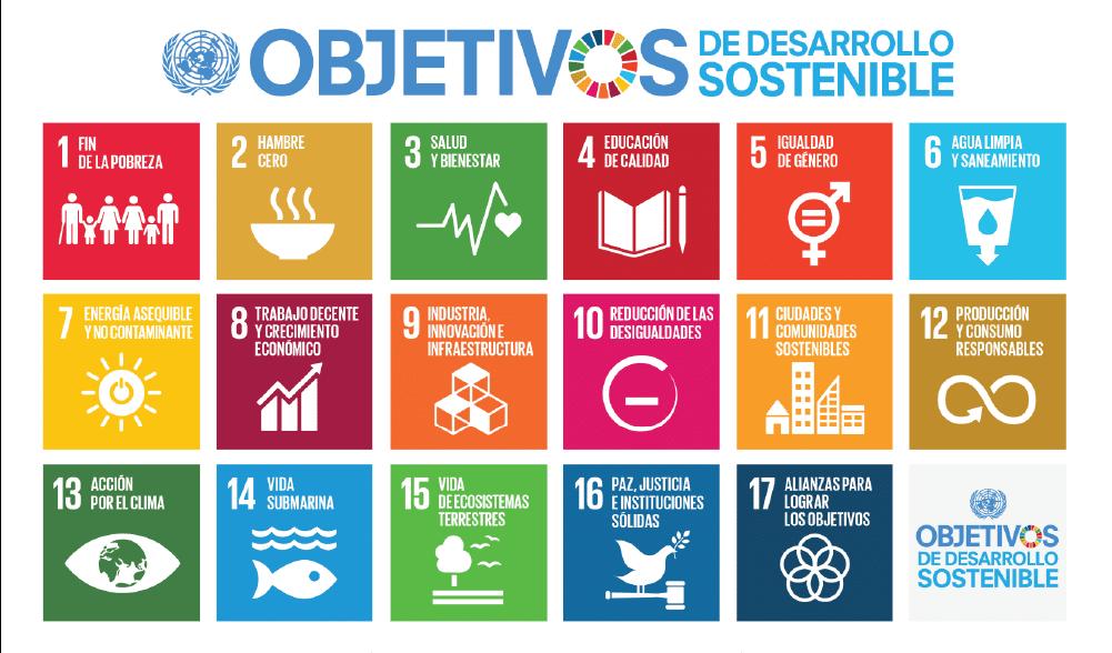 Como parte de su estrategia de Responsabilidad Social Corporativa, Solartia colabora con los objetidos de desarrollo sostenible de la ONU