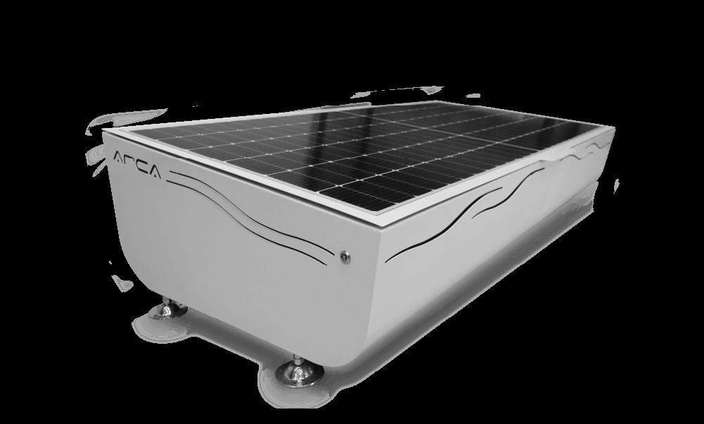 ARCA: Generador Solar Aislado de Solartia